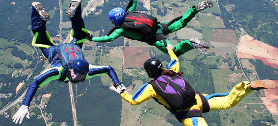 Accelerated Freefall Gifts in San Diego