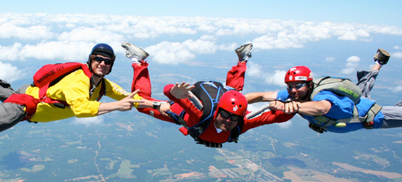 Frequently Asked Questions about Skydiving San Diego California